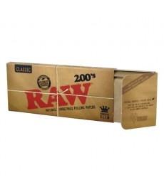 Raw King Size Slim 200´s...