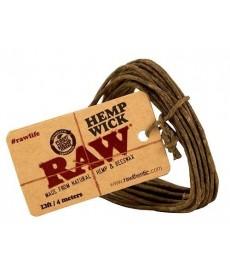 Raw Cuerda de Cáñamo (1 metro)