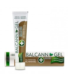 Balcann Gel OAK Bark Annabis 75 ml