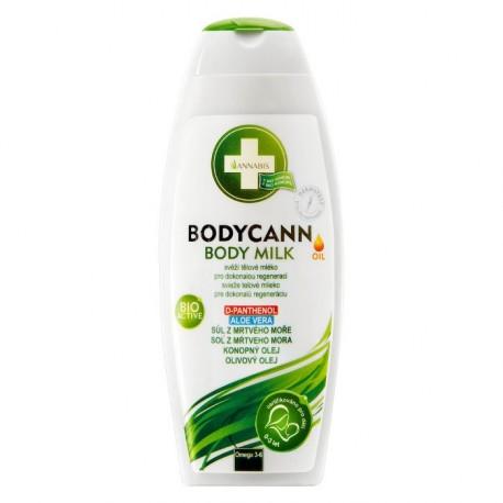 Annabis Bodycann Body Milk 250 ml