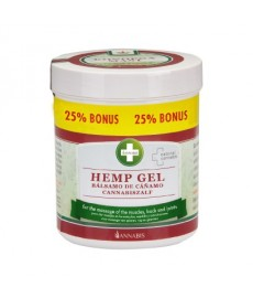 Hemp Gel 300ml Annabis